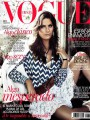 Isabeli Fontana covers Vogue Spain