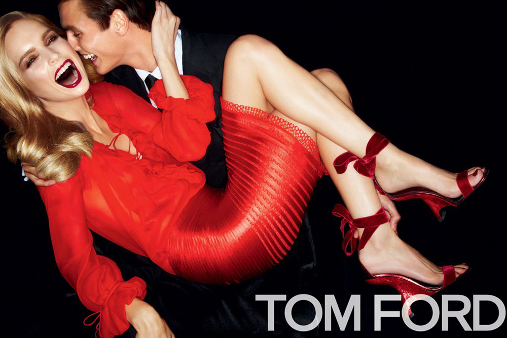 Tom Ford\'s new lady