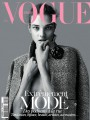 Natalia Vodianova covers Vogue Paris