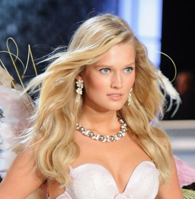 The Next Victoria's Secret Angel is Toni Garrn!