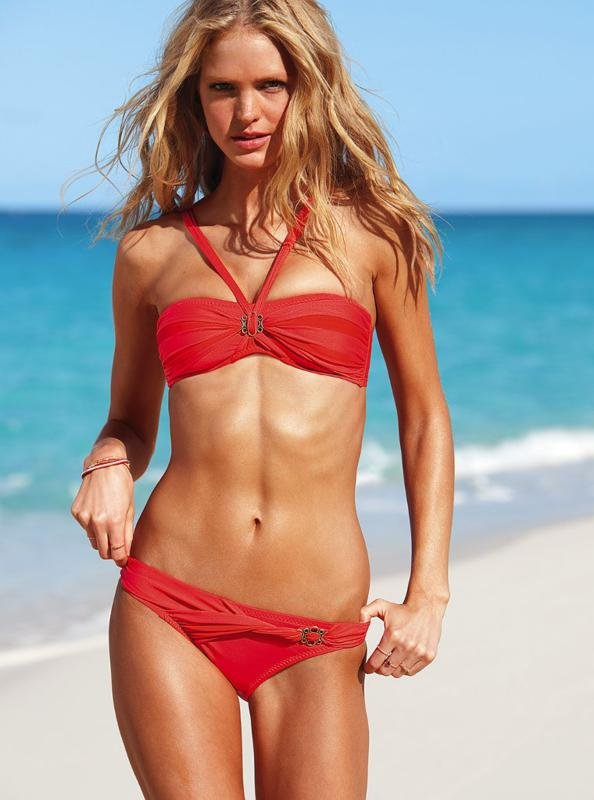 Erin Heatherton\'s secrets to a perfect body