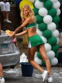 Erin Heatherton sizzles in cheerleader outfit for first film role!