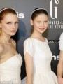 Androginous model Andrej Pejic conquers bridal fashion week