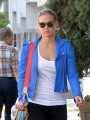 A Scowl on Bar Rafaeli�s Face?