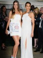 Amber and Yasmin Le Bon, �Two Peas in a Pod?�