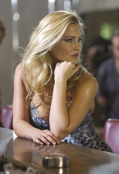 Bar Refaeli debuts acting as a spy!