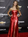 "Rosie Huntington-Whiteley donates her ""Jessica Rabbit"" dress to charity auction"