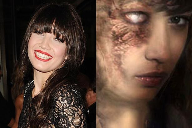 Long-limbed Daisy Lowe bags lead role as disfigured model