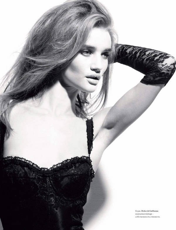 Rosie Huntington-Whiteley to star in Mad Max movie