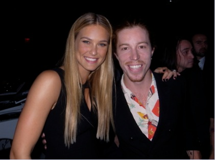 Bar Refaeli and Shaun White: Is Maxim\'s Hottest Woman dating Olympic Gold Medalist?