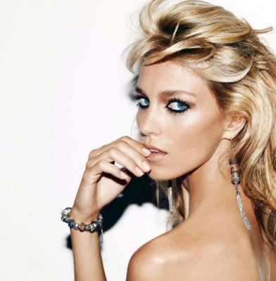 "Anja Rubik takes the helm and relaunches erotic fashion mag ""25"""