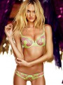 Candice Swanepoel models for lingerie giant�s new summer collection