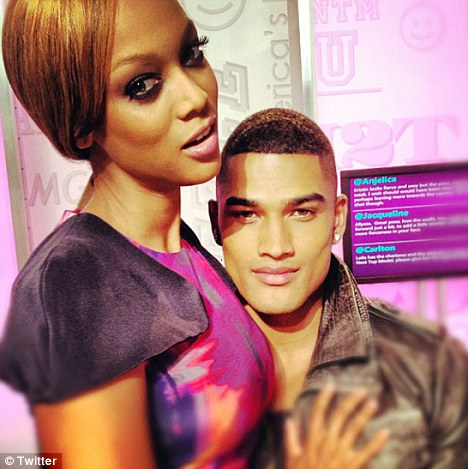 America´s Next Top Model host Tyra Banks dating toy boy?