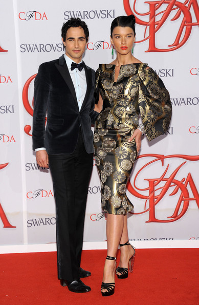 Modeling Down the CFDA Red Carpet!