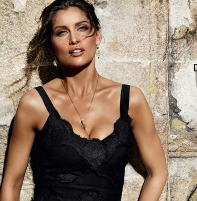 "Laetitia Casta is the new Dolce & Gabbana\'s ""Femme"""
