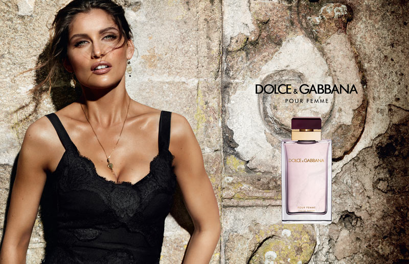 "Laetitia Casta is the new Dolce & Gabbana\'s ""Femme"""