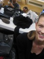 Adorable Karlie and the Crazy World of Fashion