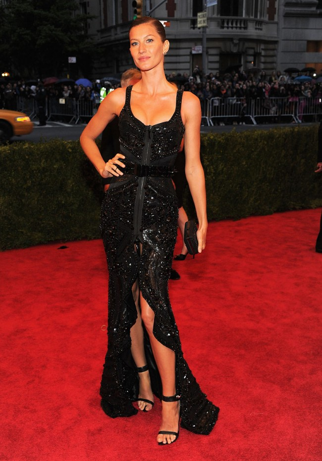 Gisele is still the world\'s highest paid model