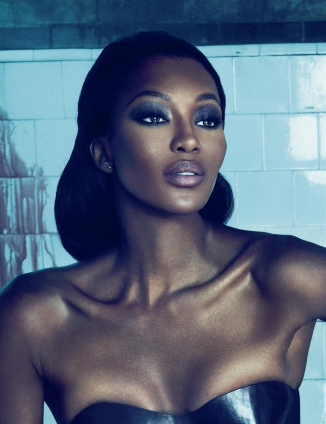Naomi Campbell prepares to launch TV career