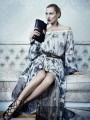 Kate Moss fronts new Salvatore Ferragamo ad campaign