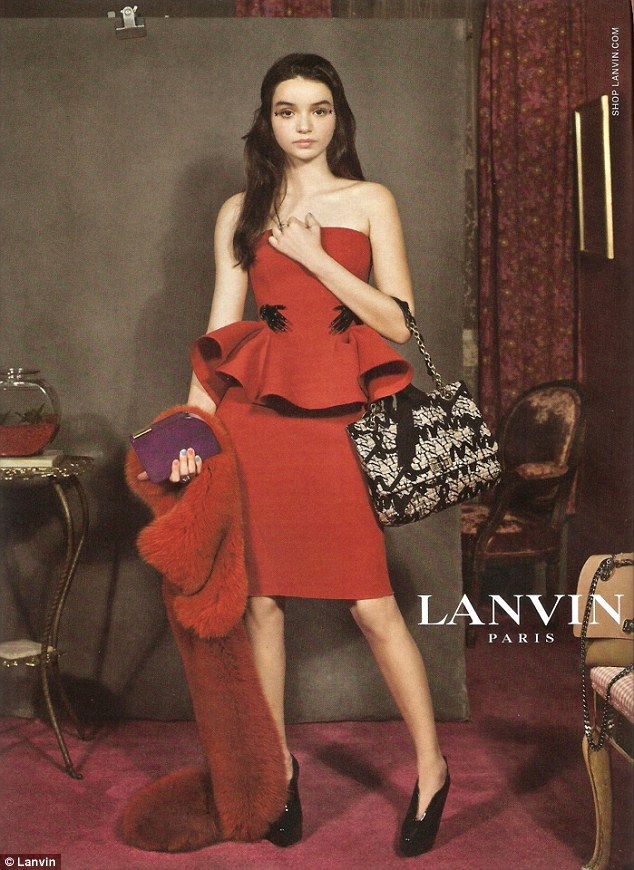 """Lanvin uses """"real people"""" as models for new ad campaign and causes a stir"""