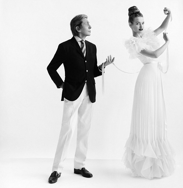 New exhibition featuring Valentino�s designs to open at Somerset House