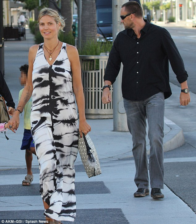 Heidi Klum and Seal….the saga continues