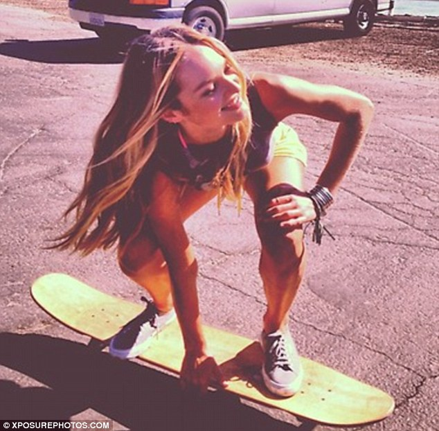 Candice Swanepoel shows her California girl side at latest photoshoot