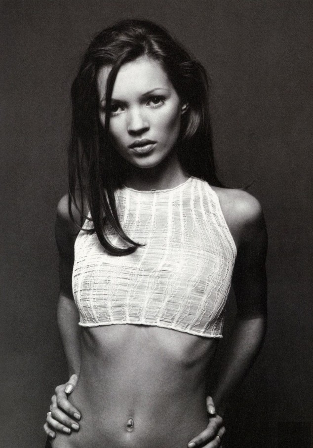 Kate Moss tells all in new autobiography