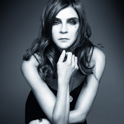 Carine Roitfeld ready to launch her signature fragrance?