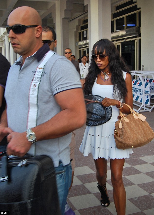 Change of venue for Naomi Campbell�s billionaire beau�s 50th birthday bash