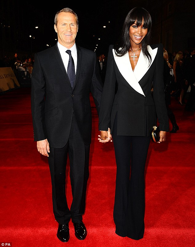 Naomi Campbell will pay Diana Ross $500,000 to perform at boyfriend�s 50th bash