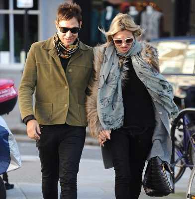 Kate Moss says she found her husband Jamie Hince on Google