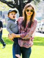 It�s baby and me time for Miranda Kerr