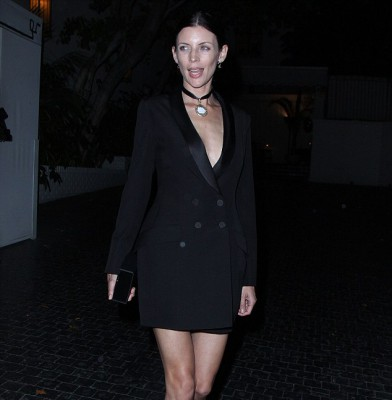 Liberty Ross steps out with mystery man
