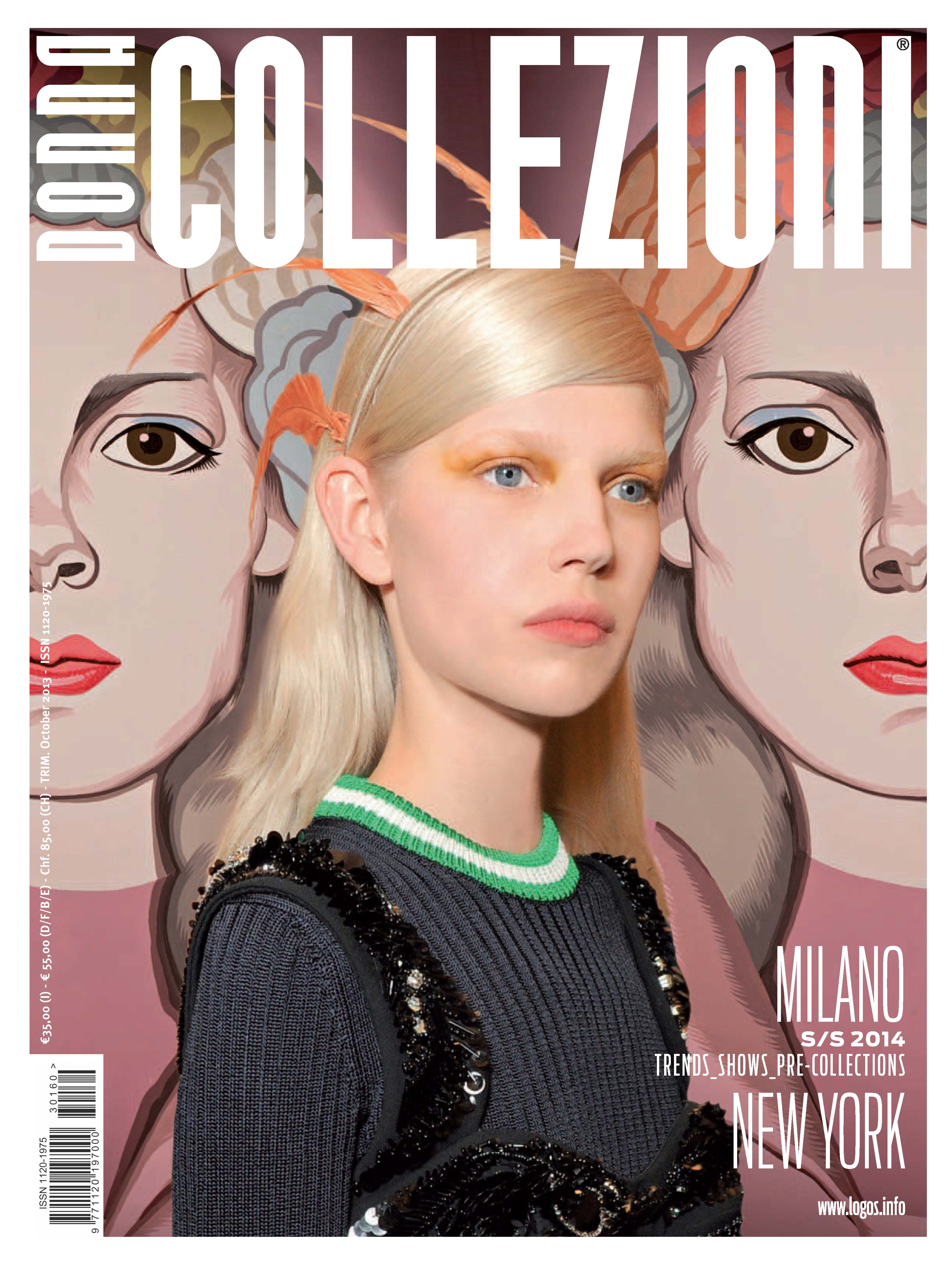 Collezioni Donna Pret-a-Porter Milano 160 has just been published!