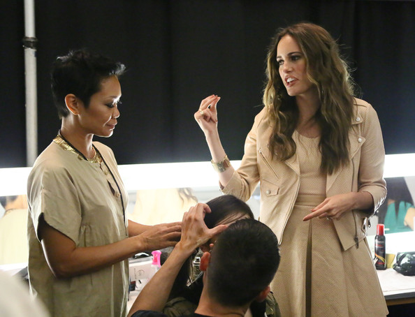 Get your TRESemme backstage look