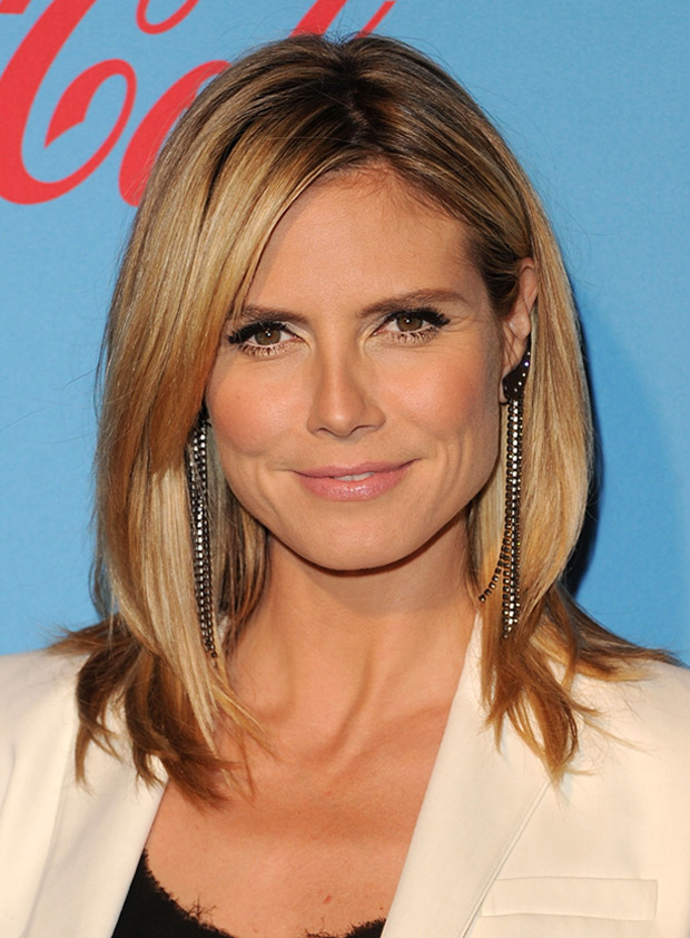 """Heidi Klum tries a """"new start"""" at a whopping cost of $9.8 million!"""