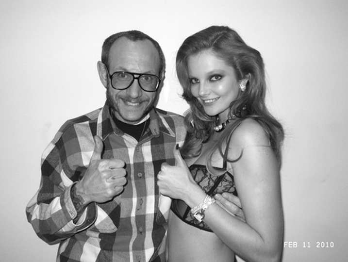 Fashion photographer Terry Richardson is accused of sexual harassment