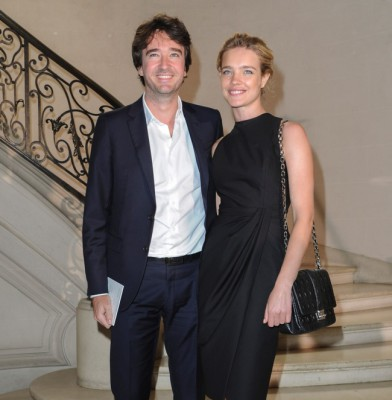 Search for [Antoine Arnault] in News on FMD returned 11 ... Natalia Vodianova Antoine Arnault Baby
