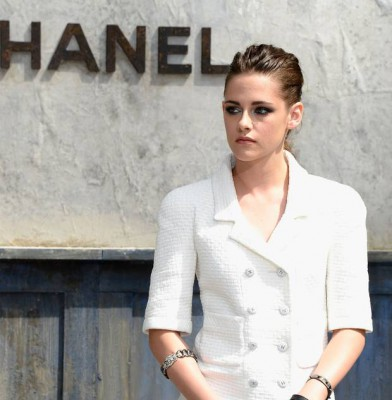 Kristen Stewart for French Fashion House Chanel
