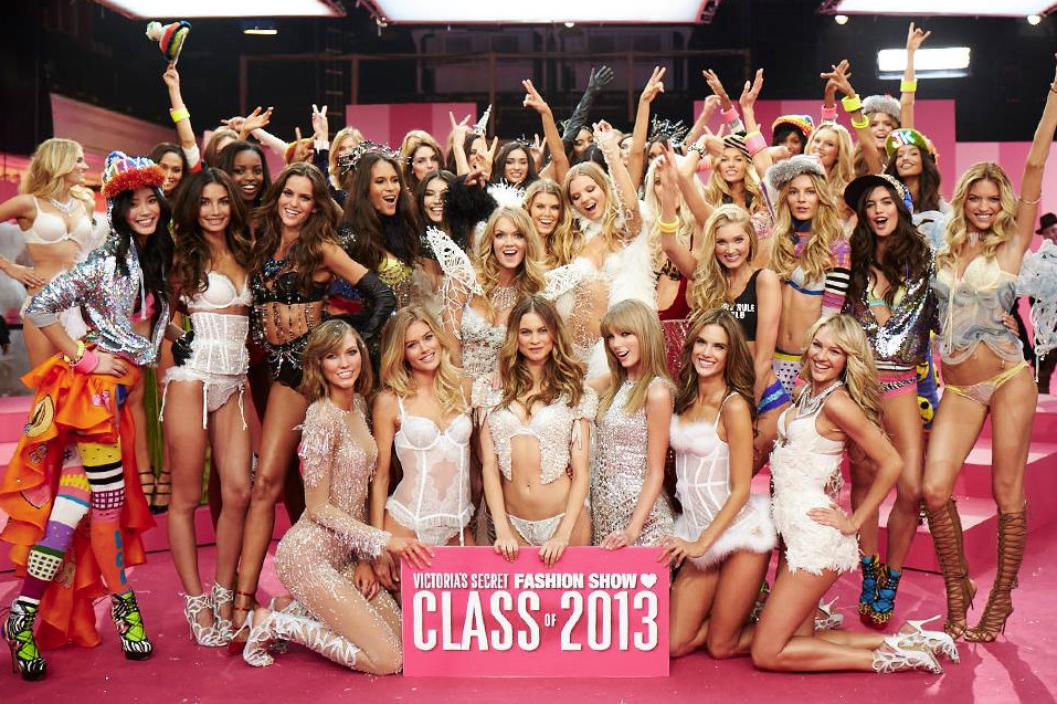 The Victoria\'s Secret Fashion Show telecast is finally here