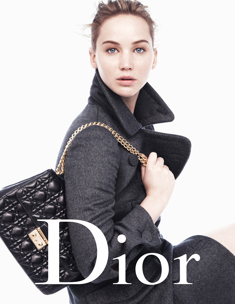 Jennifer Lawrence extends Dior contract