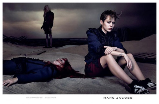 Marc Jacobs collaborates with Miley Cyrus