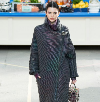 Kendall Jenner is on a high fashion streak