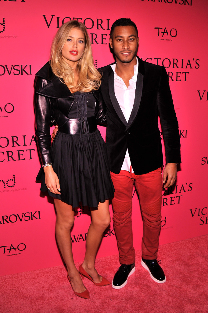 Doutzen Kroes is expecting a girl