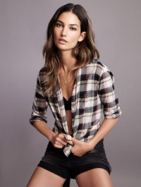 Lily Aldridge to start her own fashion brand