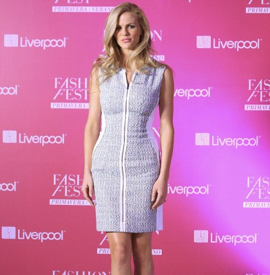 Brooklyn Decker at Liverpool Fashion Fest