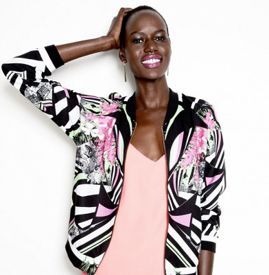 Ajak Deng speaks out about facing prejudice
