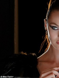 Candice Swanepoel fronts new Max Factor campaign